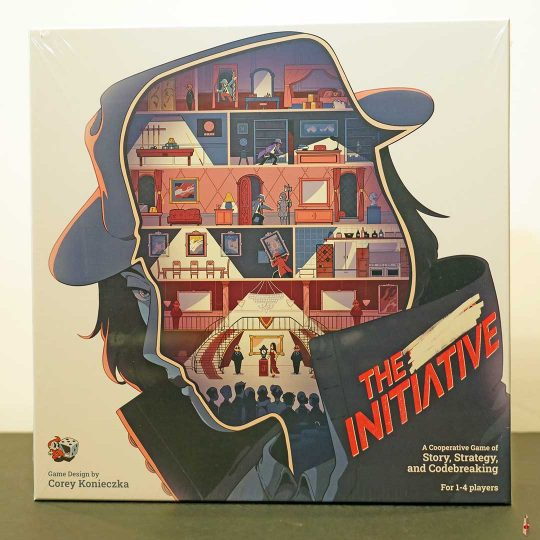 the initiative front