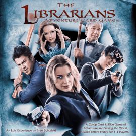 the librarians temp