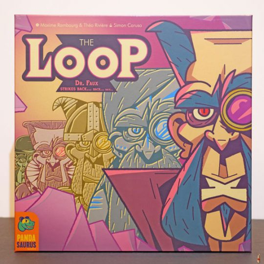 the loop front