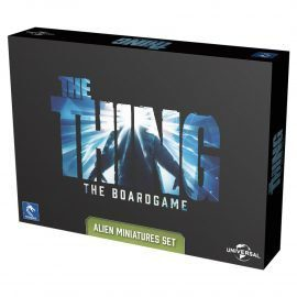 thing the boardgame alien miniatures set temp
