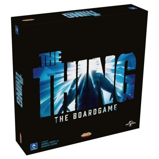 thing the boardgame temp