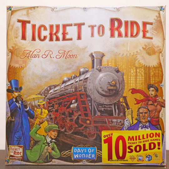 ticket to ride front