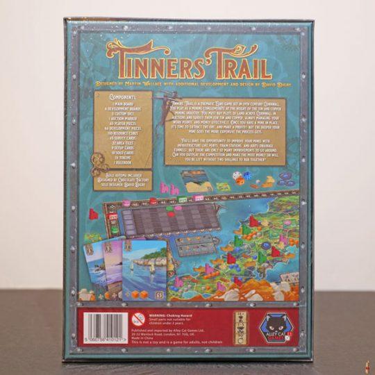 tinners trail back