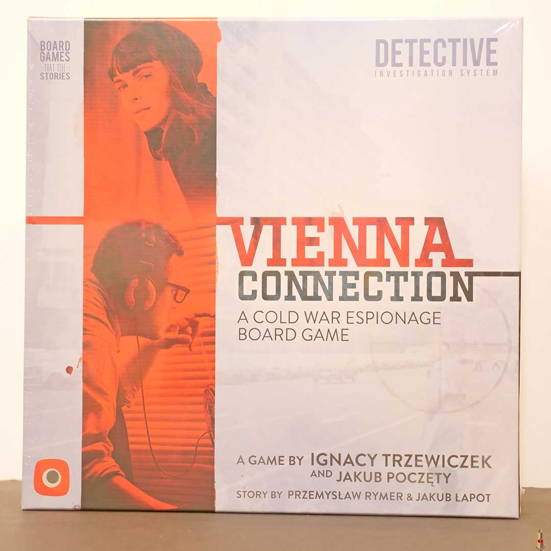 vienna connection front