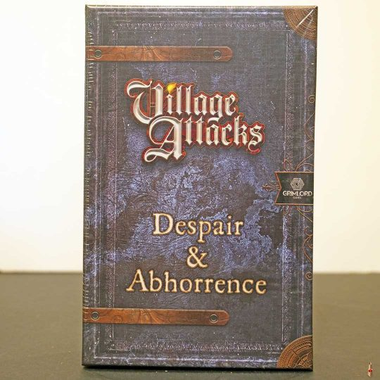 village attacks despair abhorrence front