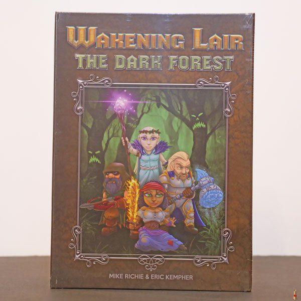 wakening lair the dark forest front