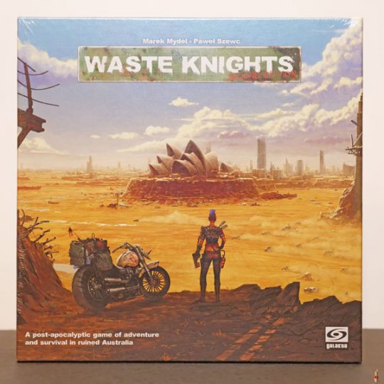 waste knights second edition front