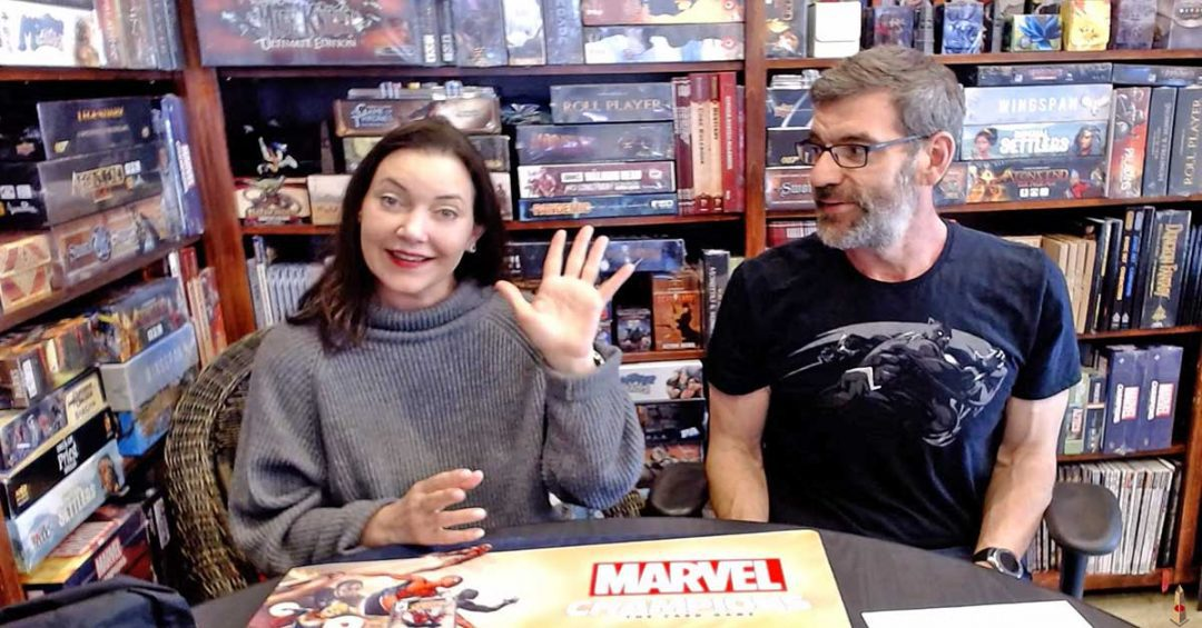 wendy and eric ready to answer your questions