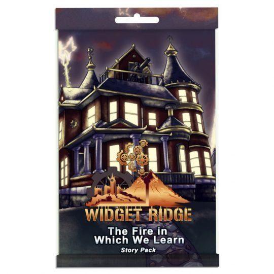 widget ridge fire in which we learn temp