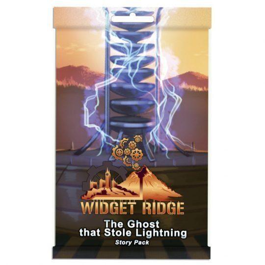 widget ridge ghost stole lightning temp
