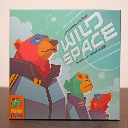 wild space front