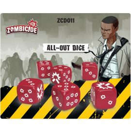 zombicide 2e all out dice temp