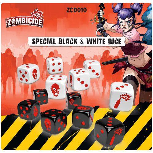 zombicide 2e black white dice temp