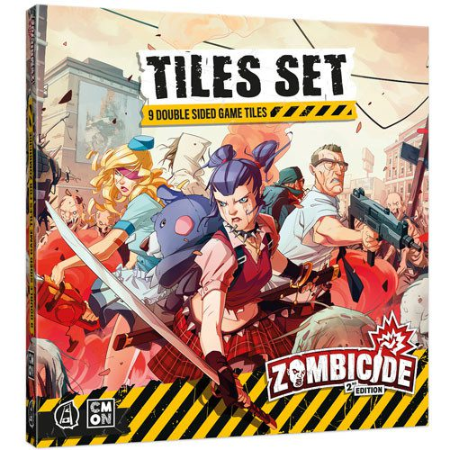 zombicide 2e tile set temp